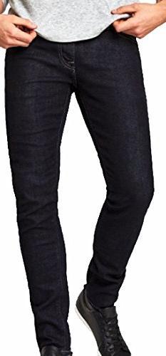 Mavi Men's Jean James Skinny in Midnight Williamsburg Jeans