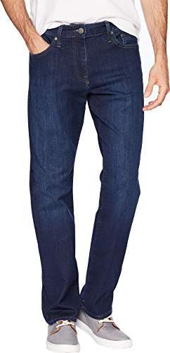 Mavi Jeans Men's Matt Relaxed Straight Leg in Deep Clean Com