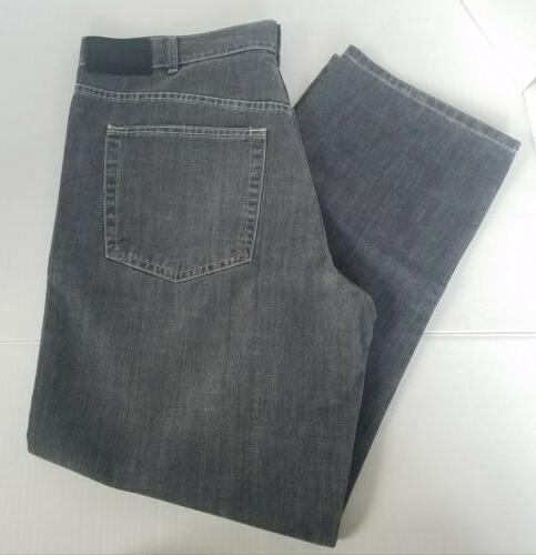 jeans men s relaxed straight leg 36x32