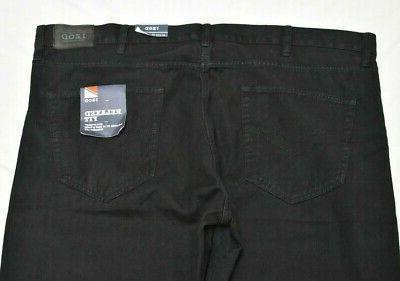 Izod Jeans Men's 46x30 Leg 5-Pocket P574