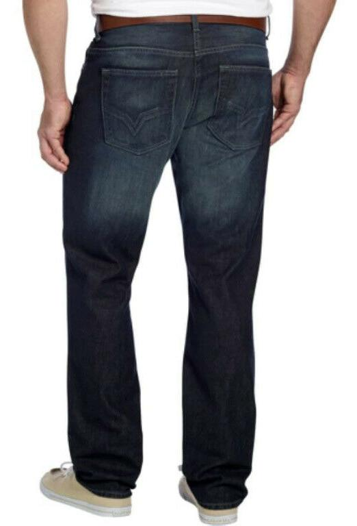 DKNY Jeans Men's Relaxed Fit Jeans Dark