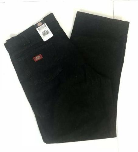 jeans mens 42 x 32 black 5