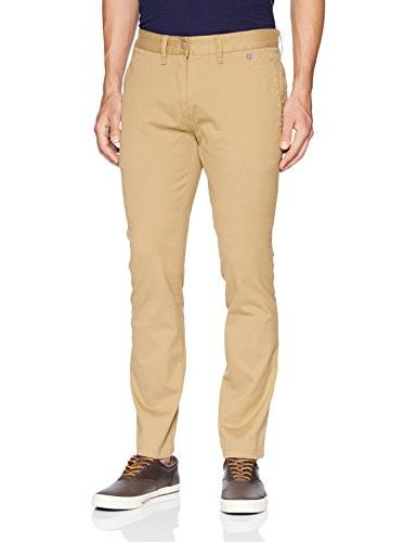 jeans stretch slim fit chino