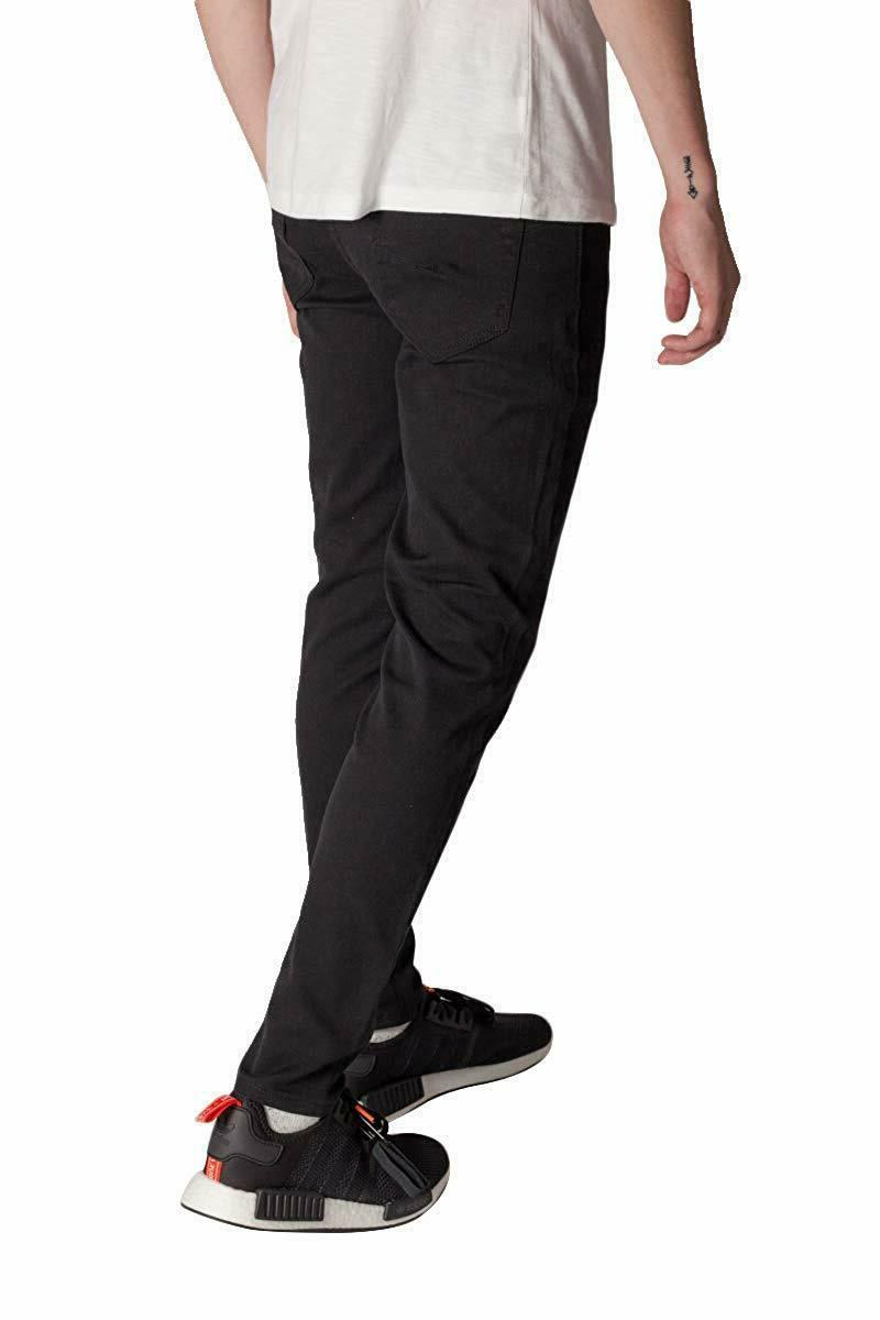 KAYDEN.K BLACK Denim Jeans Pants Size 28-42