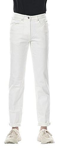 La Catenella Men's Comfort Stretch Relaxed Fit Premium Jeans