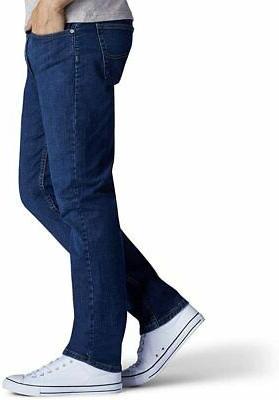 LEE Classic-Fit Straight-Leg