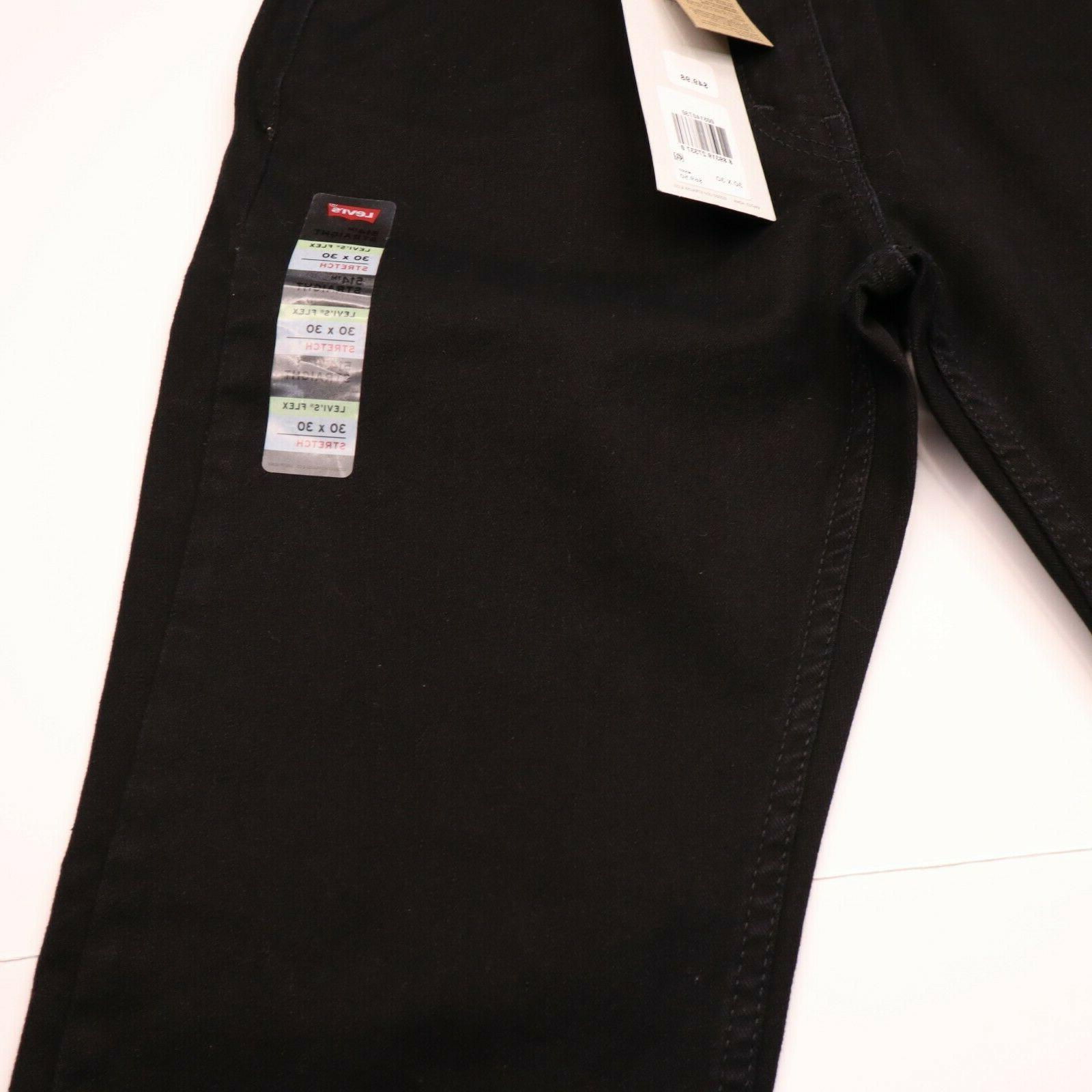 Levi 514 Size x Straight Rise Stretch Jeans