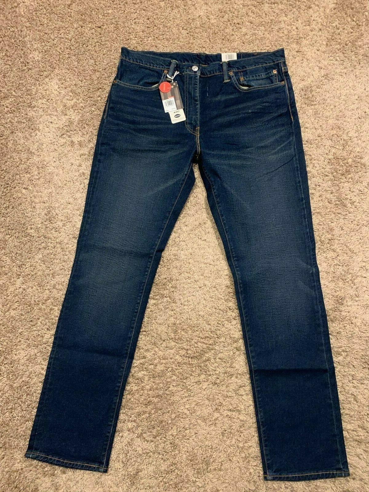 Levi's 511 White Oak Jeans RT$98
