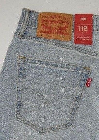 levi s 511 slim stretch jeans 045112737