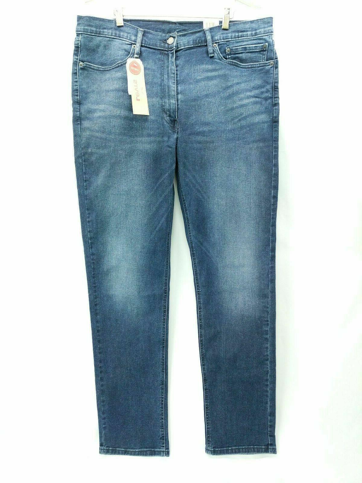 Levi's Jeans Men's Blue Denim Fit Big
