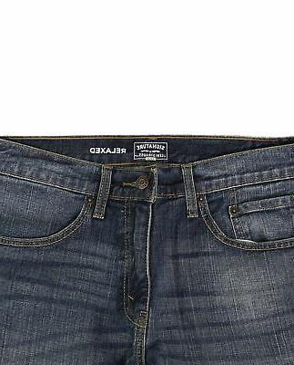 Levi's Jeans Signature Men's Relaxed Stretch Jeans