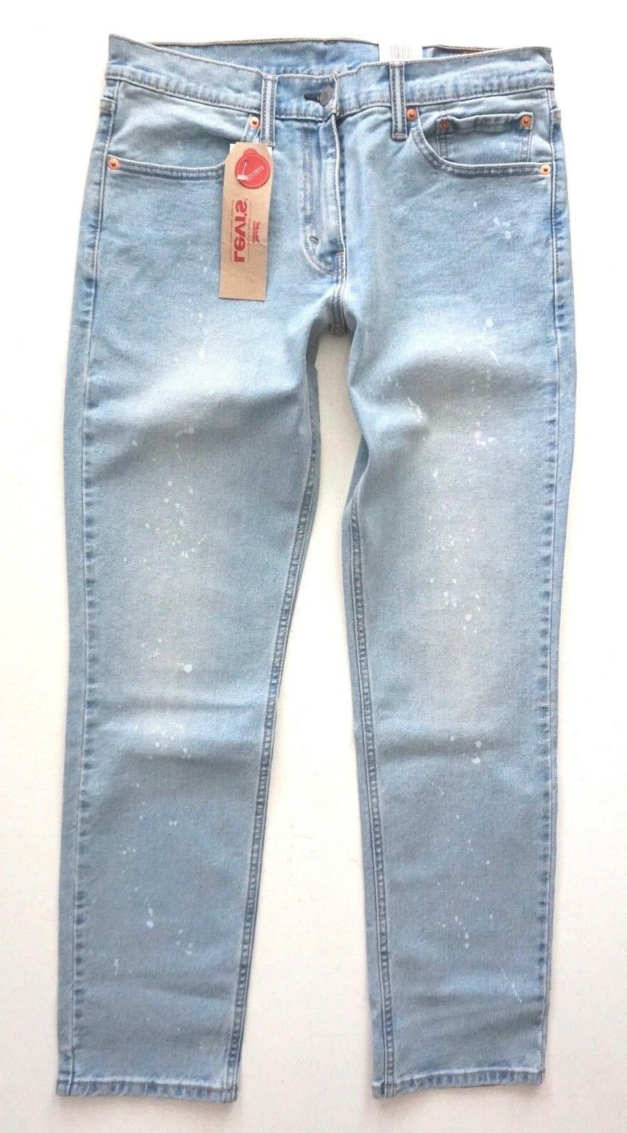 Levi's Levis Nwt Mens 511 Slim Fit Denim Jeans