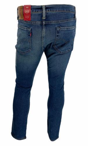 Levi's Men's 510 Fit Medium Blue Size 33x30