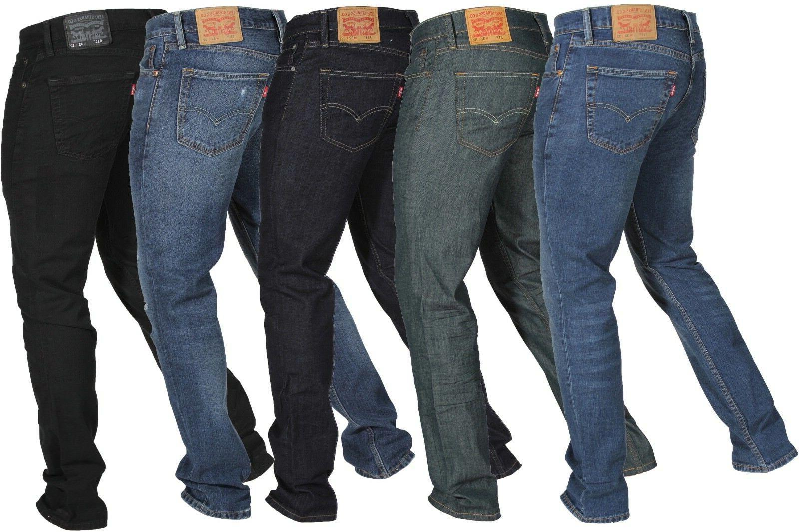 Levi's Men's 511 Slim Fit Jeans