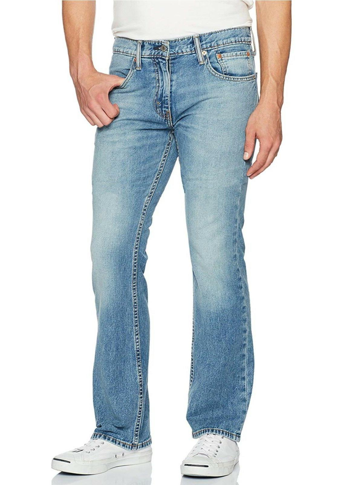 2d6c82e17c Levi s Men s 527 Slim Bootcut Jean