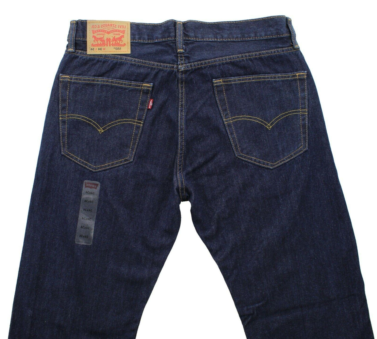 Levi's Jeans Straight Relaxed Fit