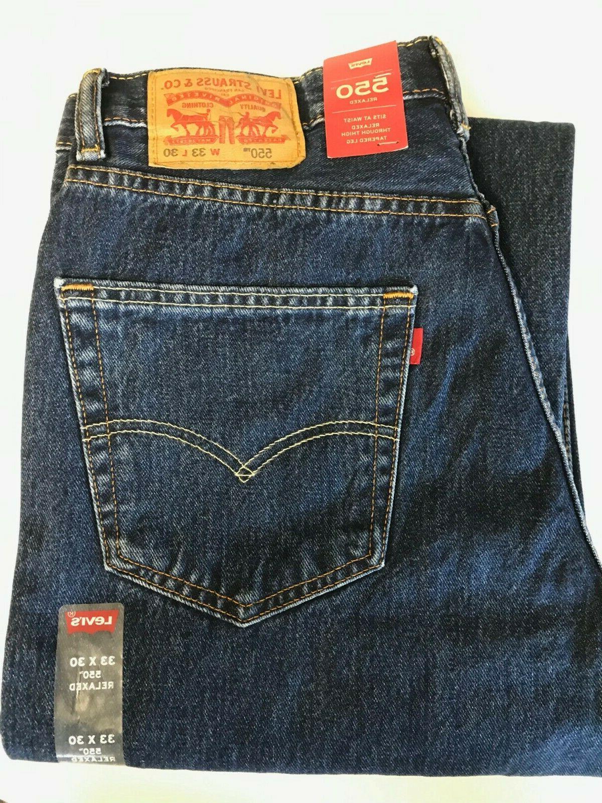levi s men s 550 jeans 27