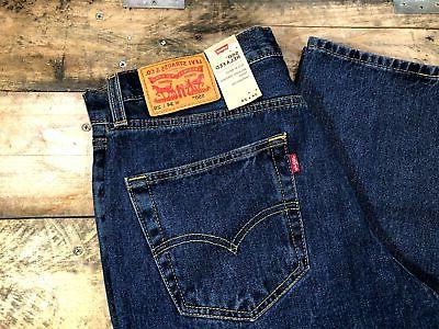 Levi's Relaxed-fit Straight Leg Dark Stonewash, Various
