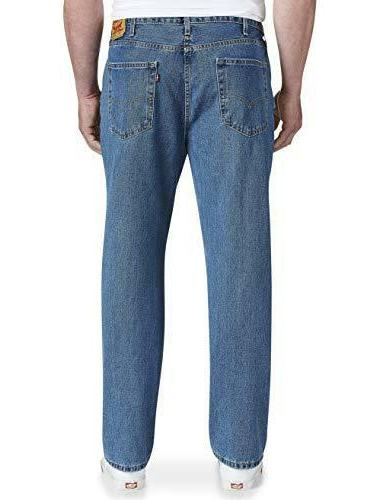 Levi's Big Tall 541 Jean, Stonewash