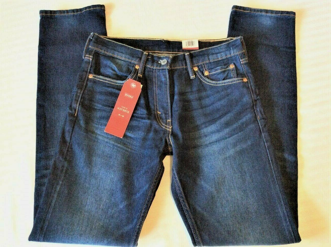 Levi's NWT 2369 Blue ~ Fit Stretch