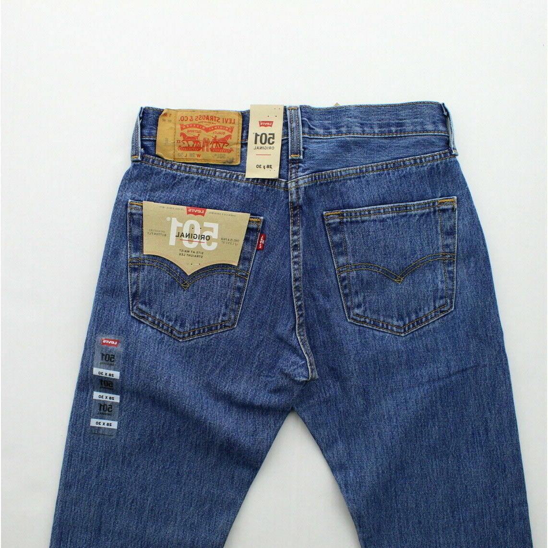 Levis 501 Men's Leg #0193