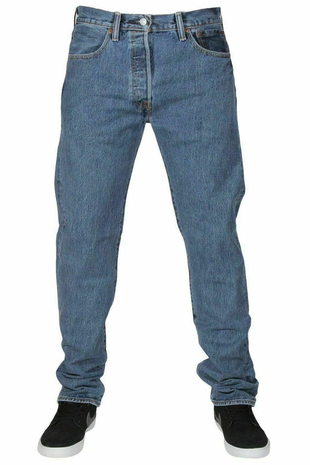 Levis Levi's Fit Leg Blue #0193