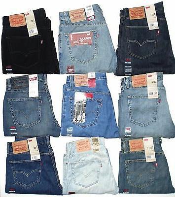 levis 505 mens jeans regular fit straight