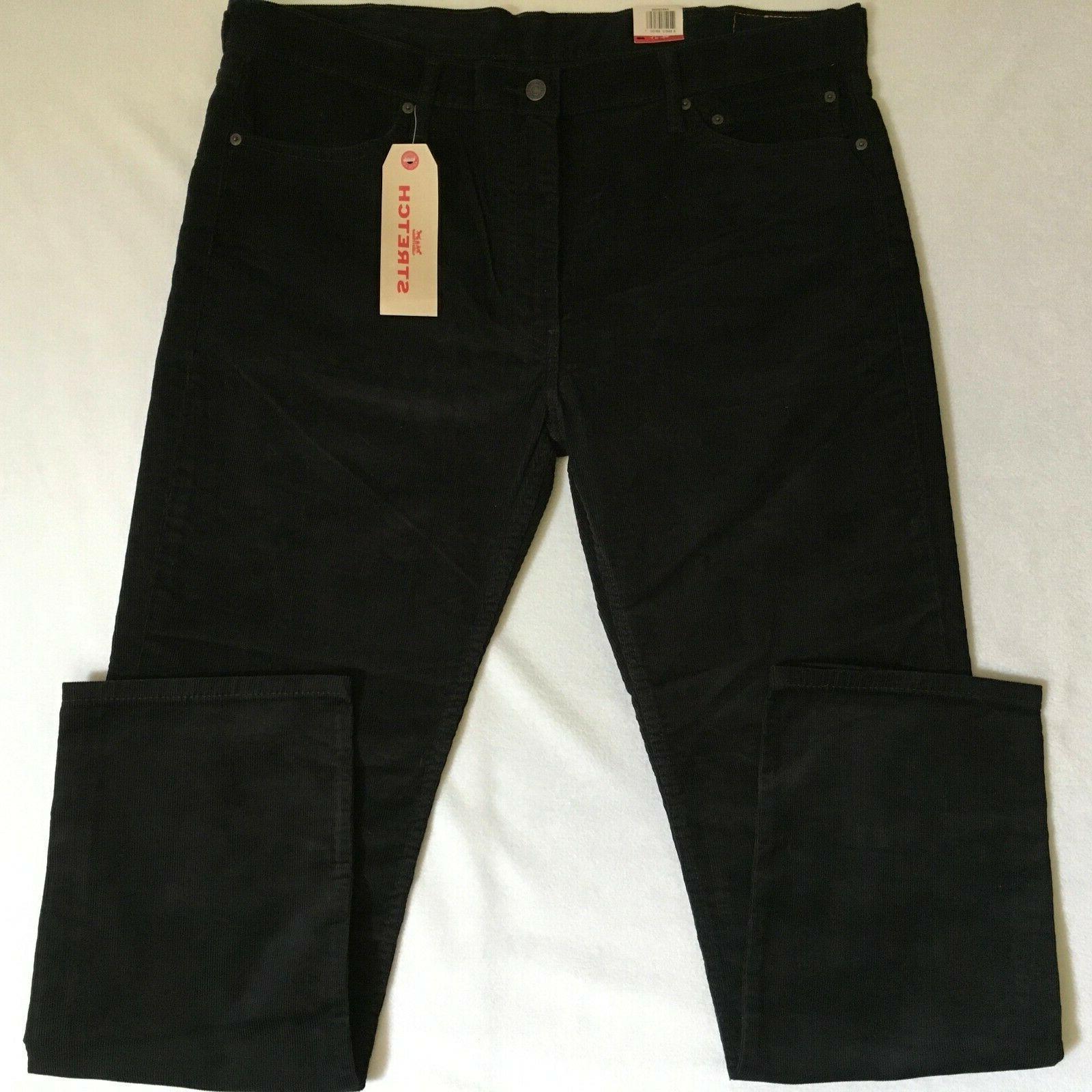 Levis Slim Fit Corduroy Pants MSRP $69.50