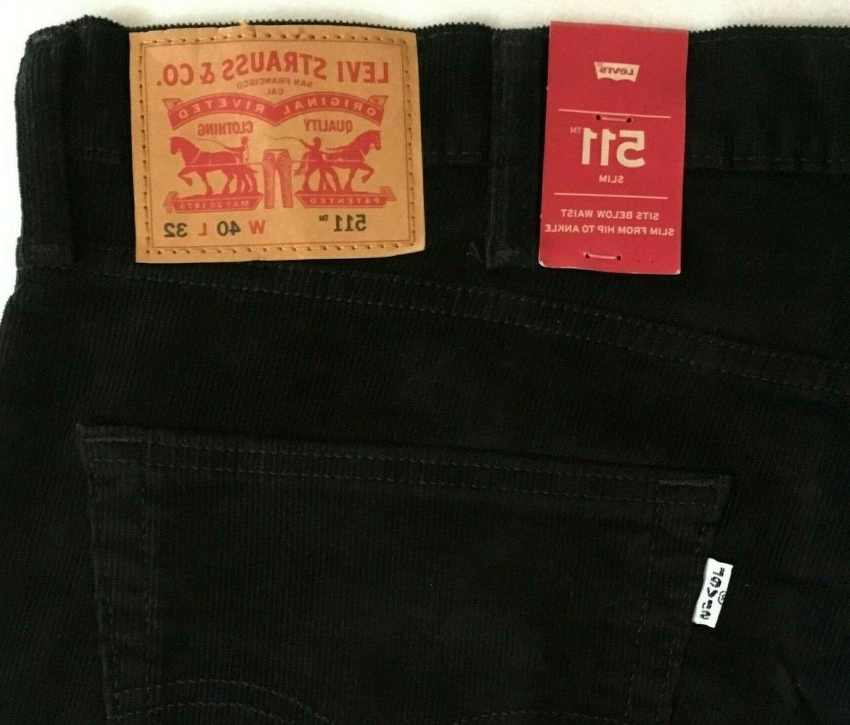 Levis Mens Fit Pants 40x32 NWT MSRP $69.50