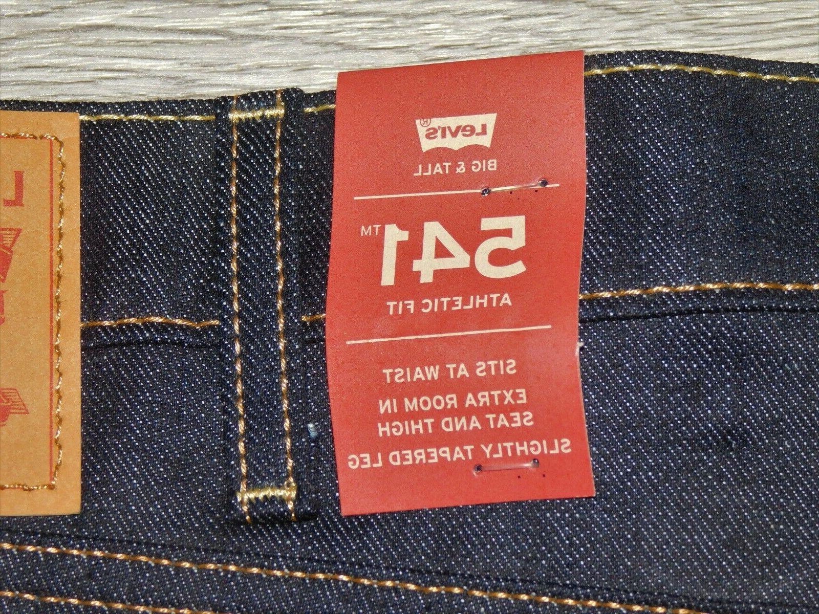 Jeans Tapered & Tall Dragon Dark Blue