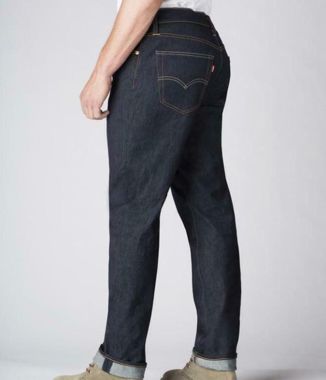 LEVIS Jeans Stretch & Tall Rigid Dragon Dark