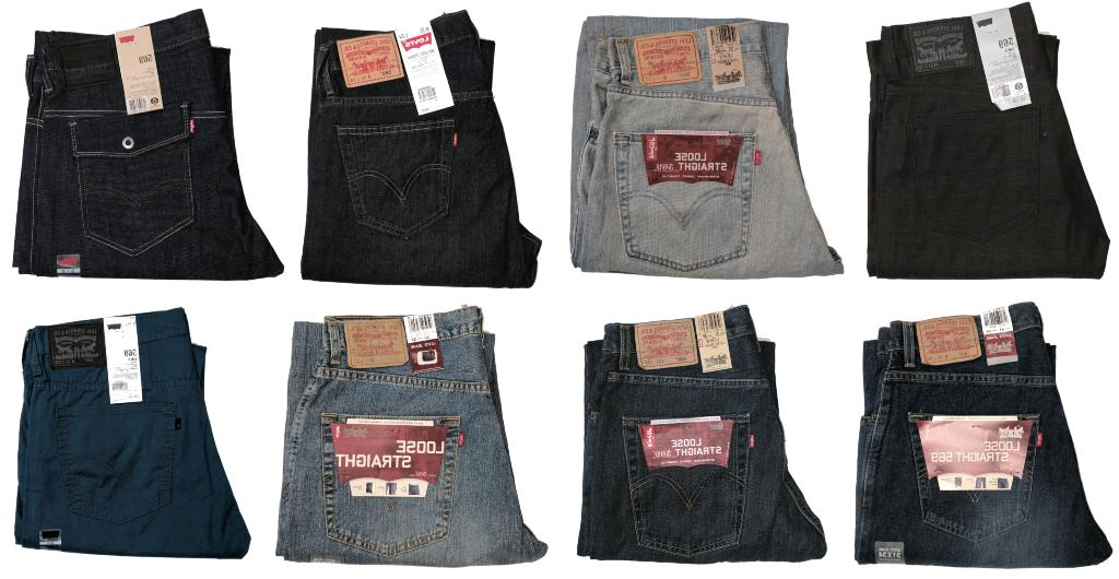 levis 569 jeans men s loose fit