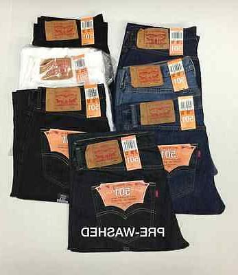 levis men s 501 original fit jeans