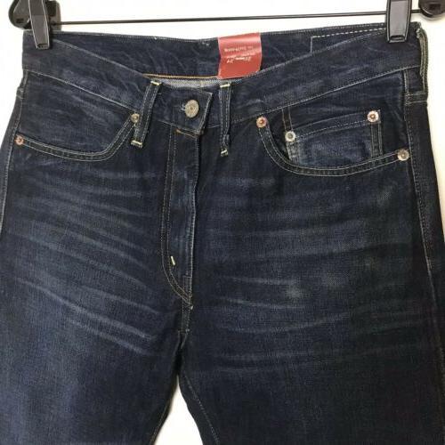 LVC Vintage Clothing Men's Big Selvedge Denim Jeans 31