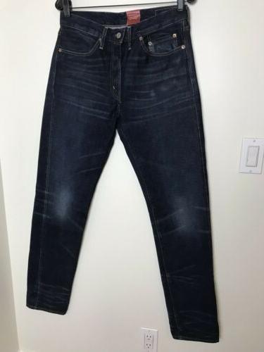 LVC Men's New 501Z Jeans