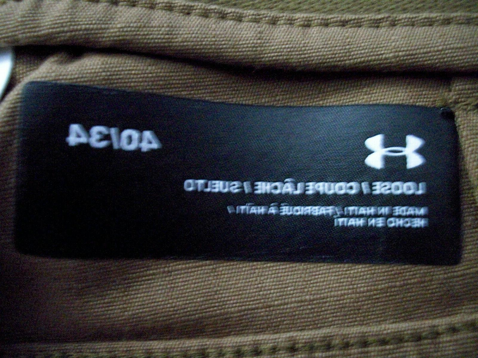 UNDER ARMOUR Loose Water Pants/Jeans $75