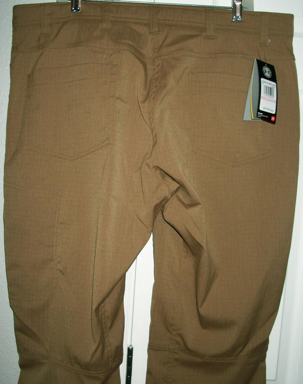 UNDER Water Tan Pants/Jeans 40x34 $75