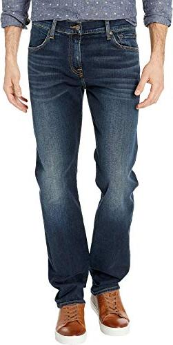 7 For All Mankind Men's Luxe Performance Standard Classic St