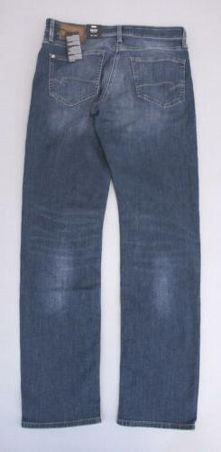 Mavi Men's Straight Williamsburg Size