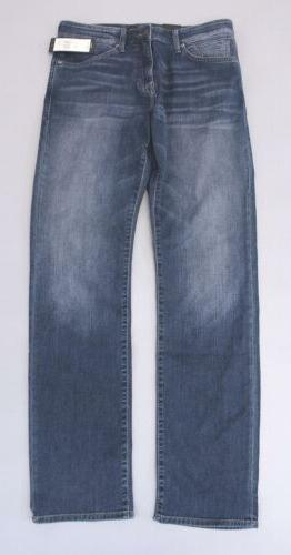 mavi men s myles straight leg jeans