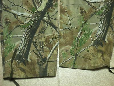 Men UNDER ARMOUR Season Tree camouflage Hunting Pants 44 34