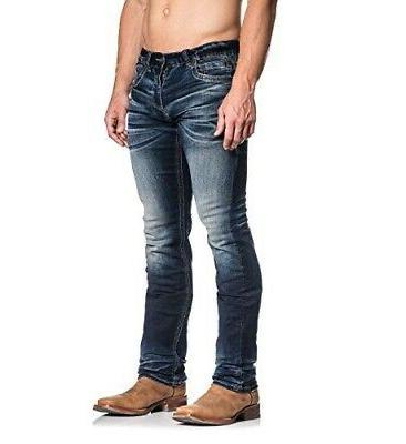 AMERICAN Jeans FREEDOM Buckle $125 B23