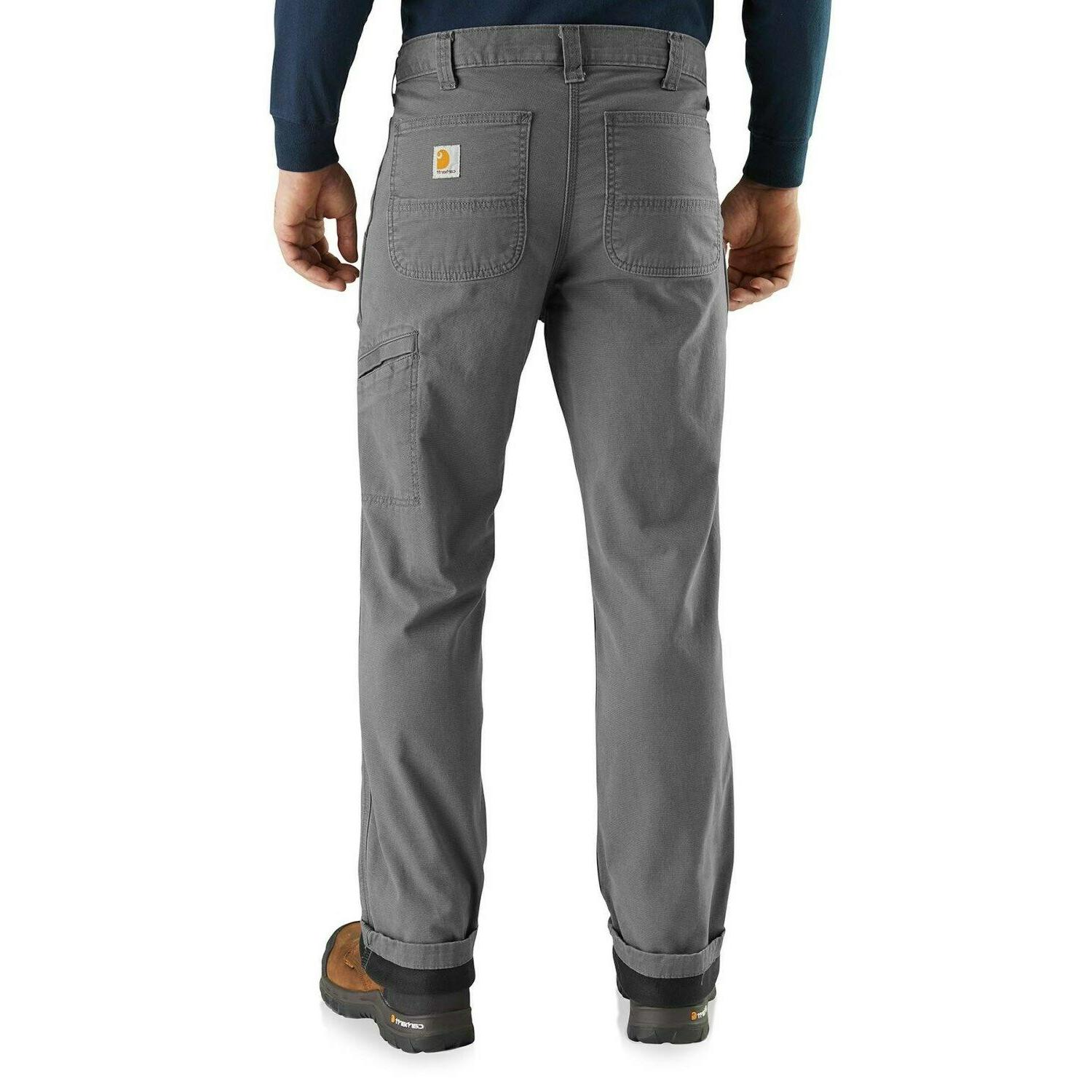 Men Jeans RuggedFlex®Rigby Dungarees KnitLined 2nd 40x32