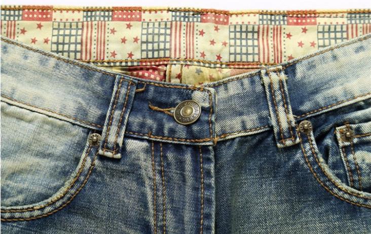 Men Skinny Jeans Slim Jogger Trousers
