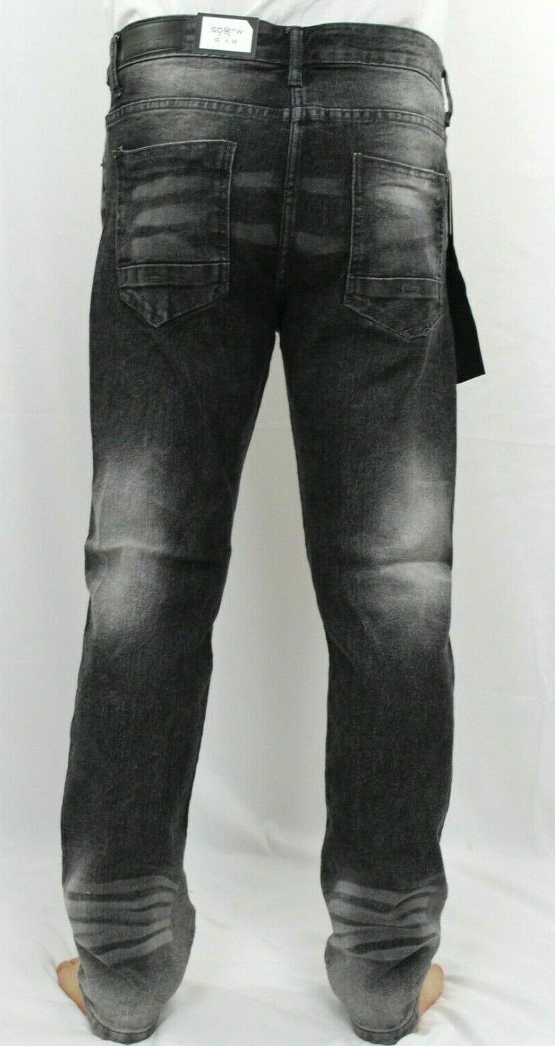 WT02 Skinny Jeans Distressed