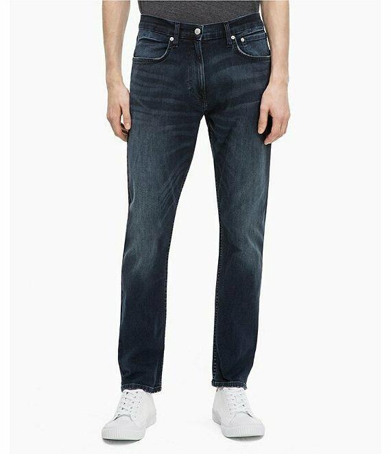 men s athletic taper fit jeans