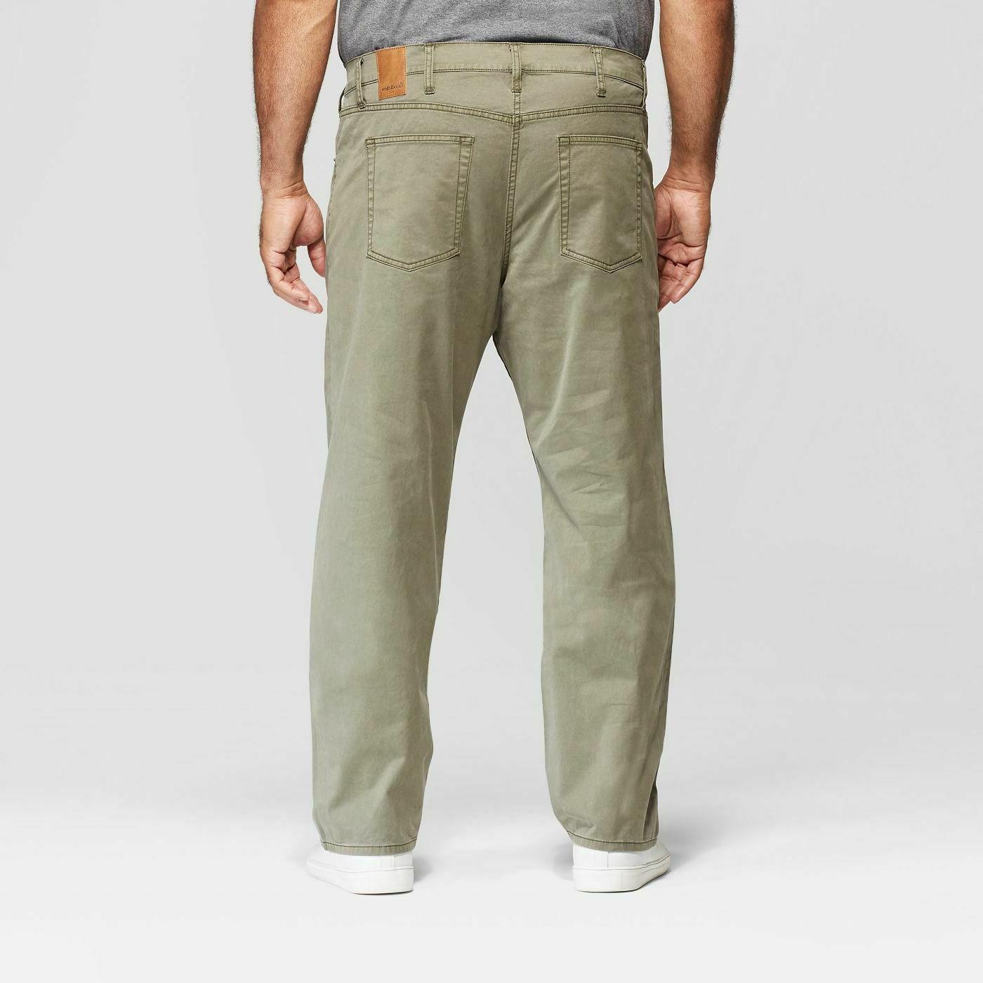 Men's Slim Pants Goodfellow & Co