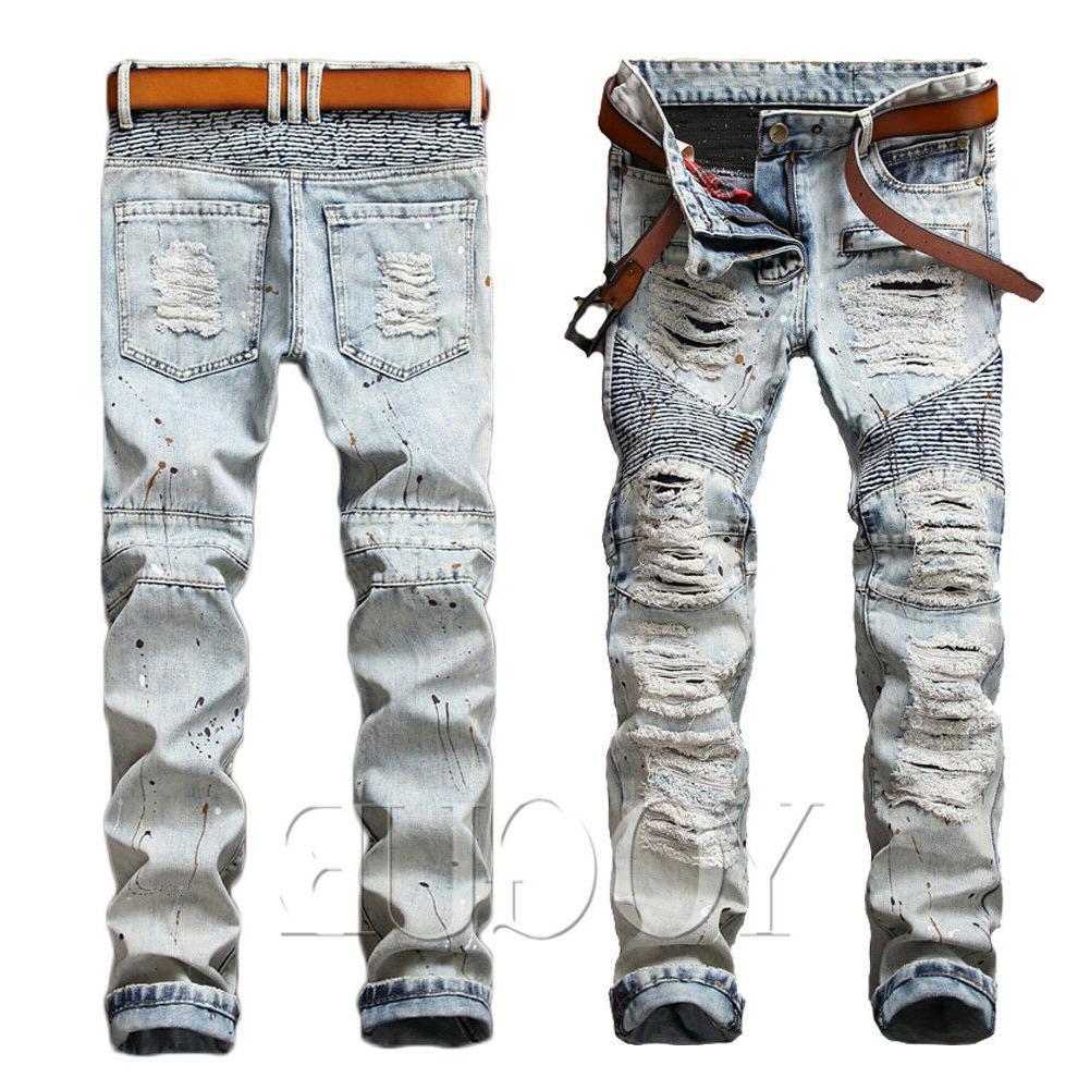 Men's Skinny Jeans Men