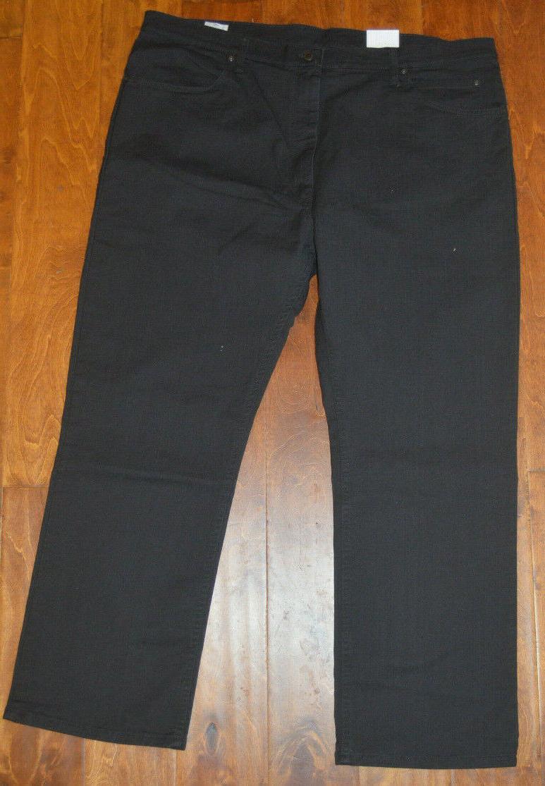 men s black regular fit 5 pocket