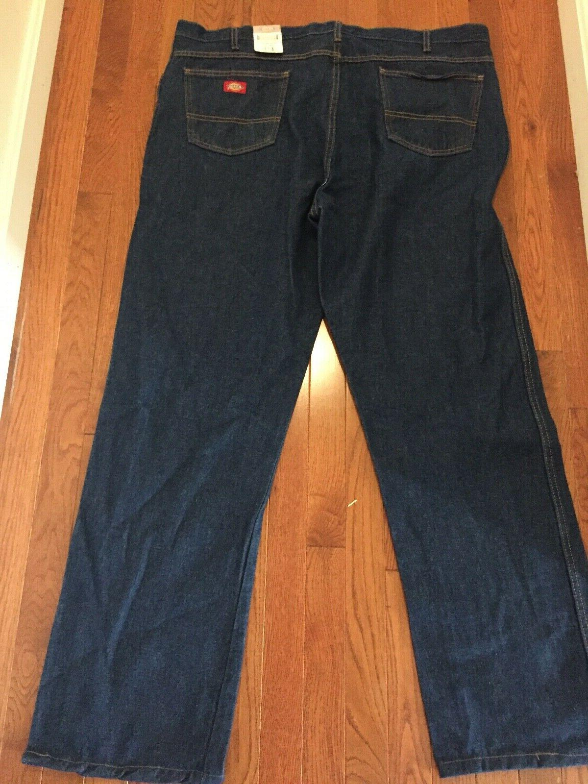 Dickies fit Denim Jeans 46x34 UL defect!